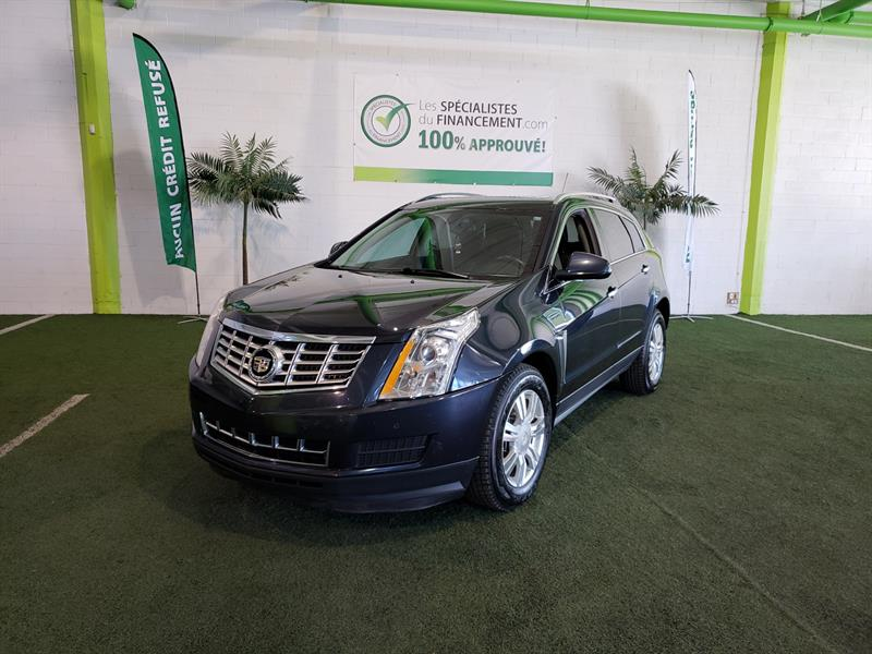 Cadillac SRX AWD 4dr Luxury