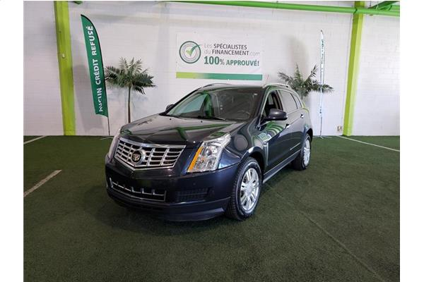 2016 Cadillac SRX AWD 4dr Luxury