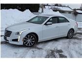 Cadillac CTS Sedan Luxury Collection AWD